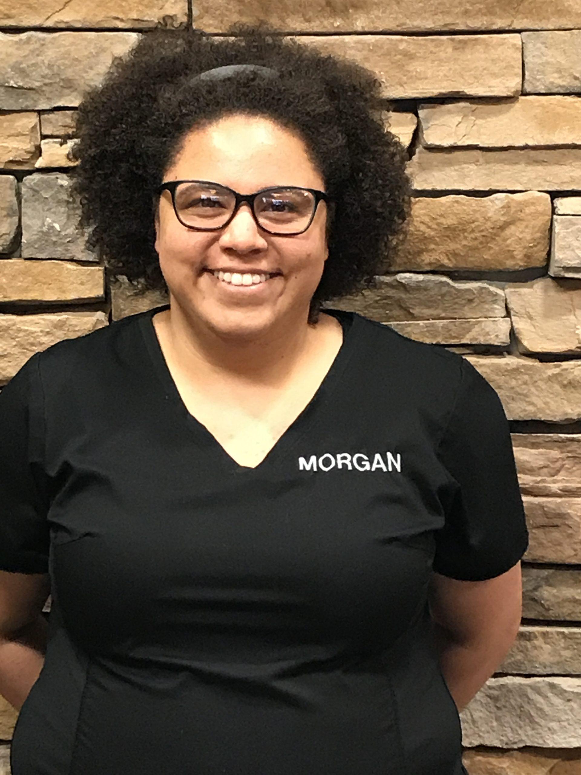 Morgan - Proctology employee